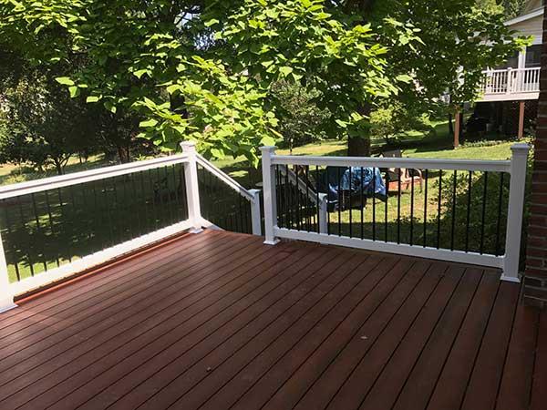 Deck Railing System