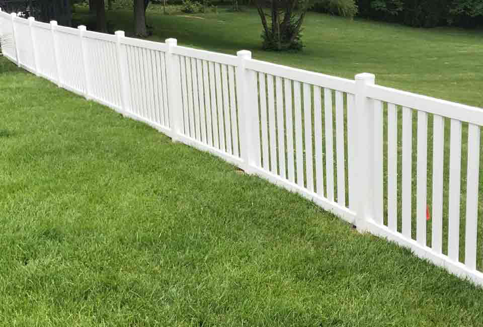 New Fence Installation
