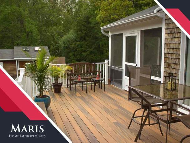 Spring Cleaning and Maintenance Tips for Your Outdoor Deck