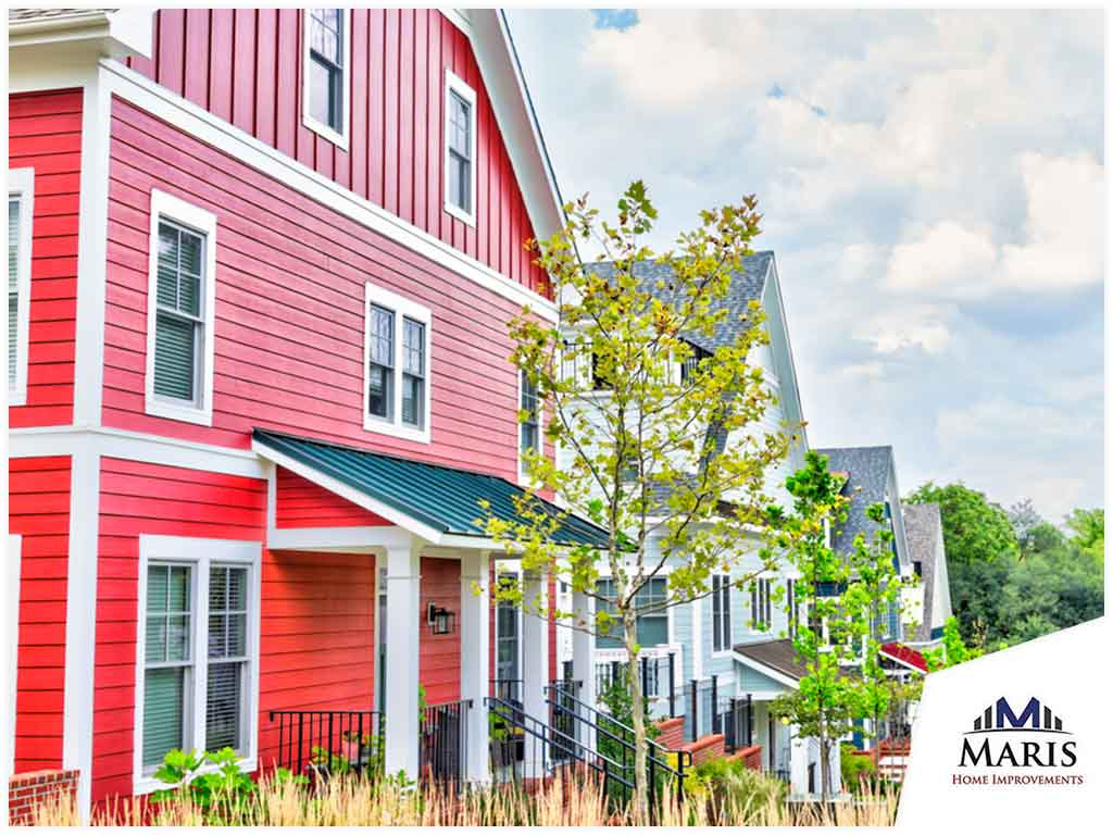 How to Mix & Match Siding and Trim Colors