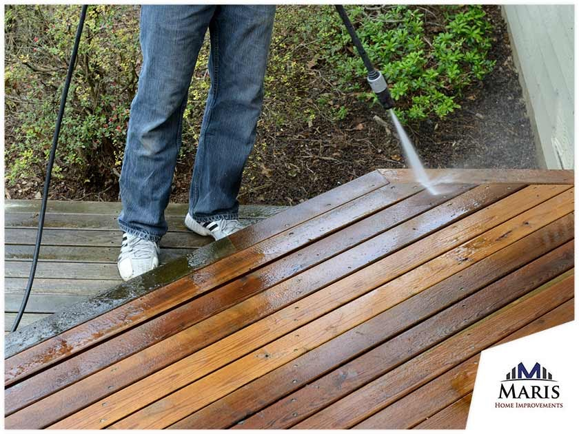 How to Properly Maintain Your Cedar Deck All Year Round