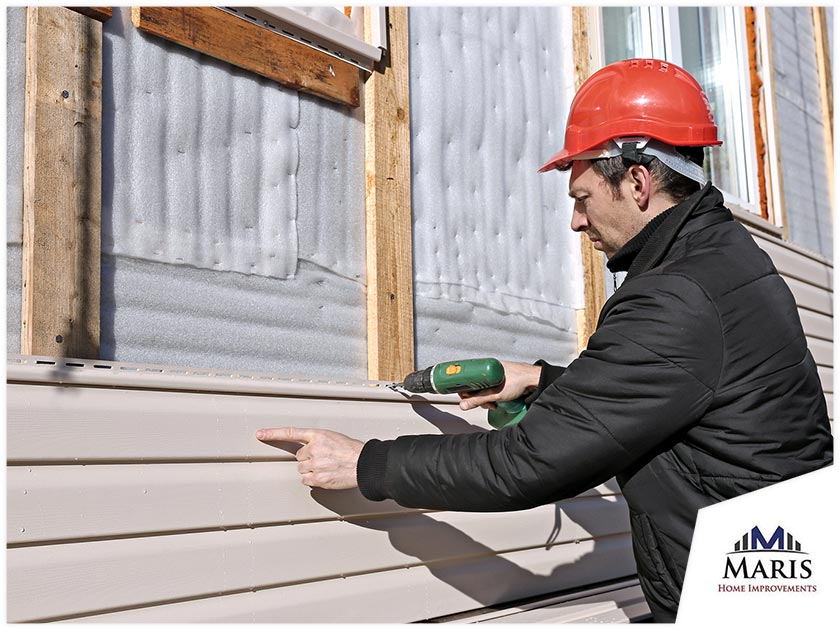 How New Siding Improves Your Home's Efficiency